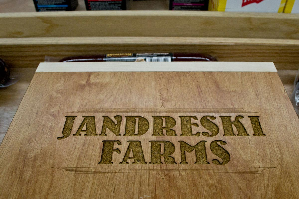 jandreski farms packaging