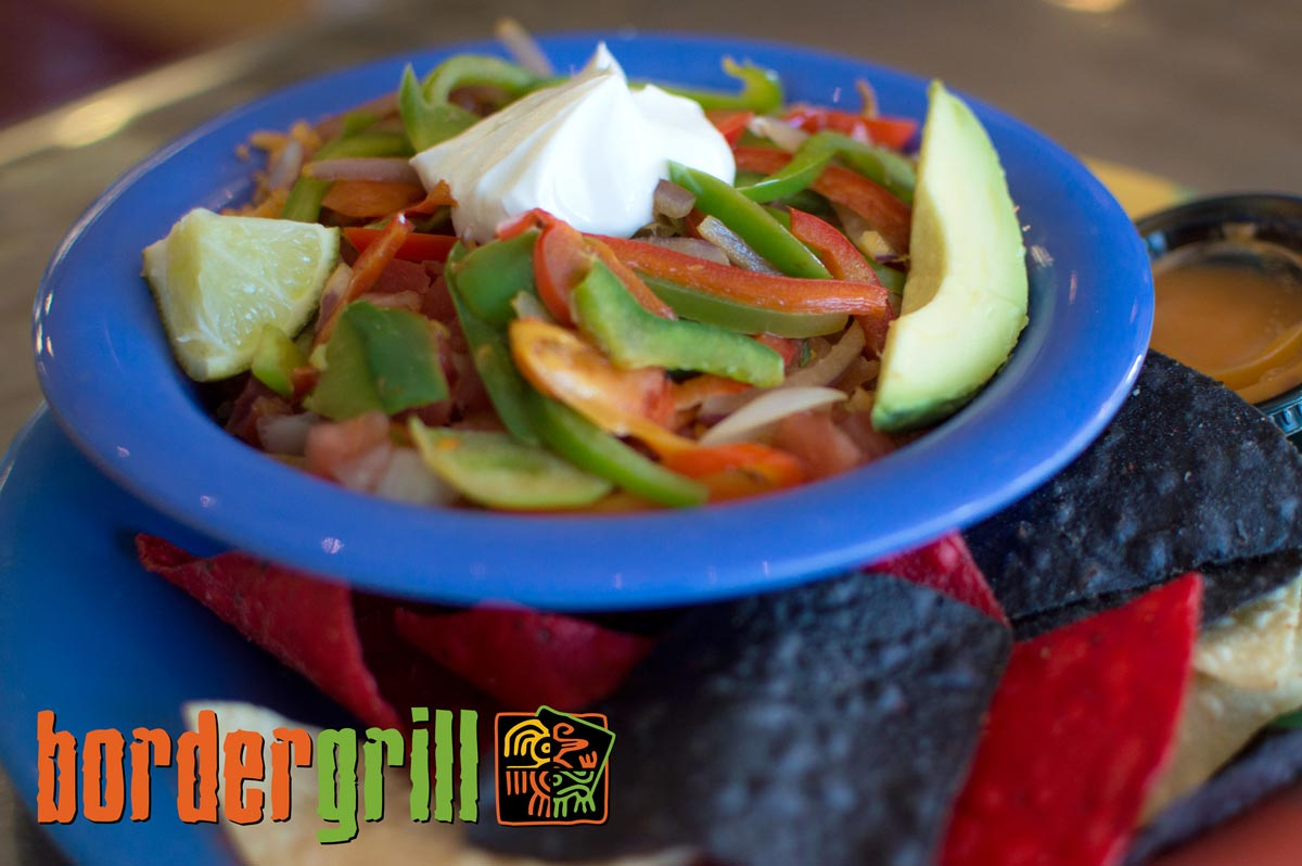 border grill product photography
